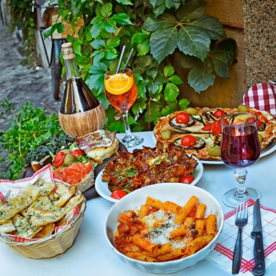 What Is So Great About Italian Food?